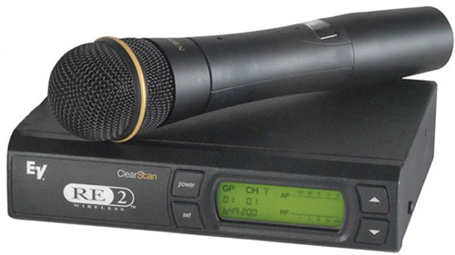 ELECTRO VOICE RE2 N2  Handheld Wireless Microphone