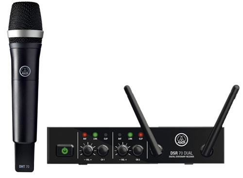 DMS 70 VOCAL SET DUAL