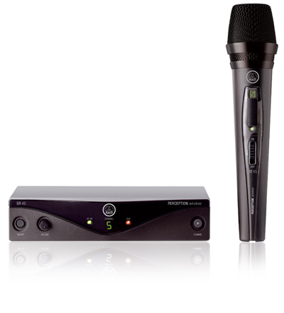 PERCEPTION WIRELESS 45 VOCAL SET