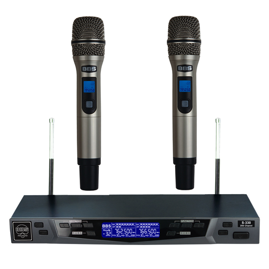 BBS S330  Wireless Microphone