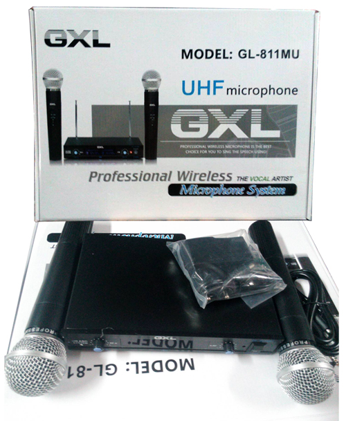 GXL GL 811MU Wireless Microphone
